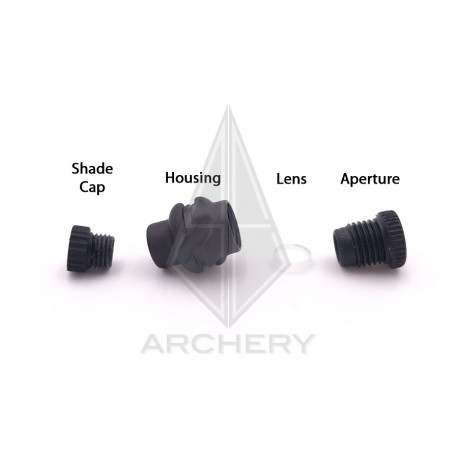 SPECIALTY ARCHERY-Podium Peep™ THE MOST ADVANCED PEEP IN THE INDUSTRY