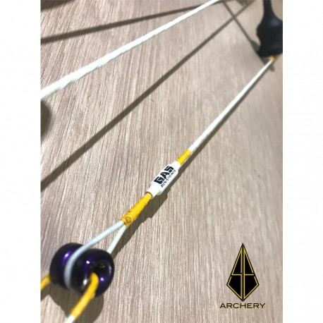 Gas Bow Strings