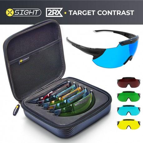 X Sight 2RX Target Contrast Set