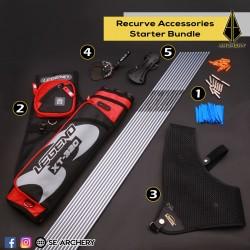 Recurve Accessories Bundle