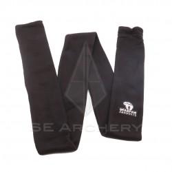 Bearpaw Bow Sleeve Fleece