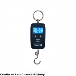 Last Chance Archery Bow Scale
