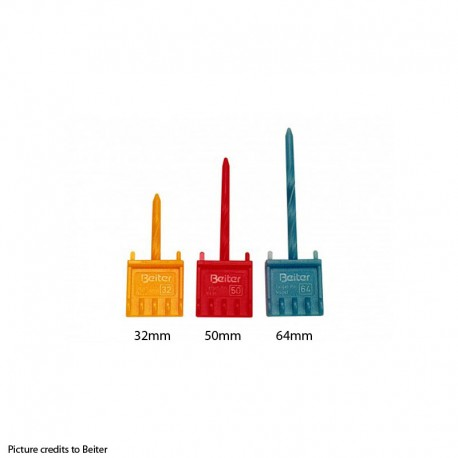 Beiter Target Pins 64mm