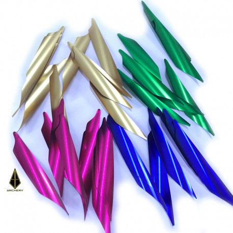 XS Wings Metallic Colour 60mm