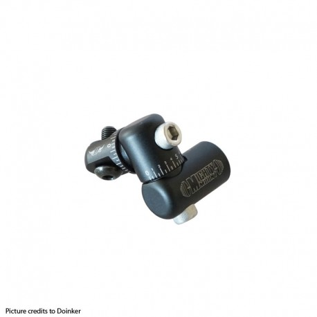 Doinker Mighty Mount Fully Adjustable Off-Set Mount Short Body with Bolt