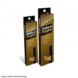 Zebra Trophy Bowstring