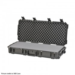 SKB iSeries 3614-6 Waterproof Utility Case w/layered foam