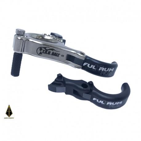 Truball Fulkrum Flex Quick Silver