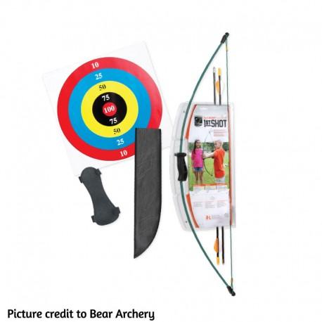 Bear Archery 1st Shot