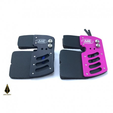AAE Elite Finger Tab With Super Leather Face