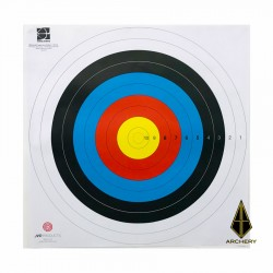 JVD Target Face 122 CM
