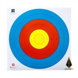 JVD Target Face 80CM Half