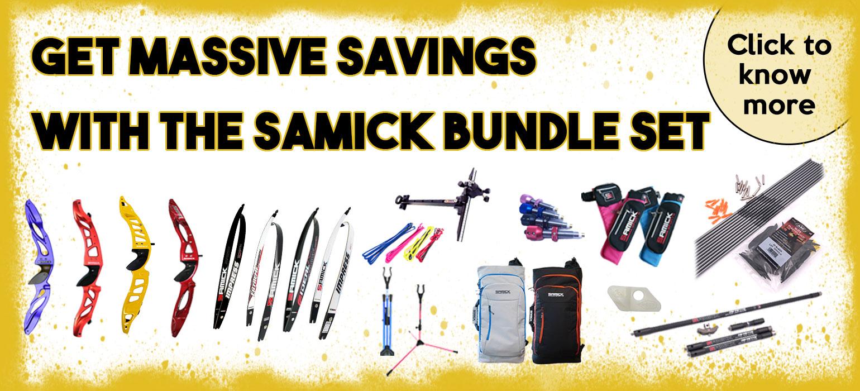 Samick Bundle Pricing